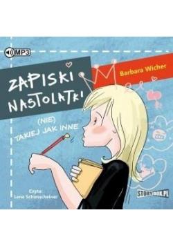Zapiski nastolatki (nie) takiej jak inne audiobook