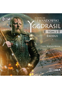Yggdrasil T.2 Exodus audiobook