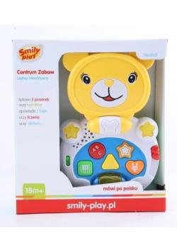 Centrum zabaw Laptop interaktywny