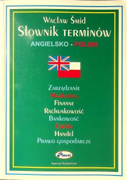 Słownik terminów angielsko polski