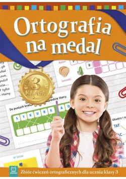 Ortografia na medal kl. 3