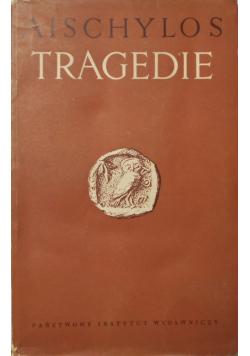 Aischylos Tragedie