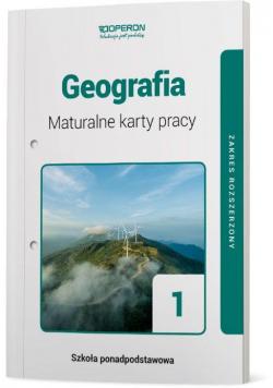 Geografia LO 1 Maturalne karty pracy ZR w.2019