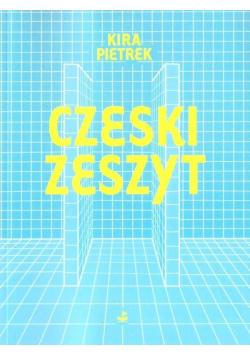 Czeski zeszyt