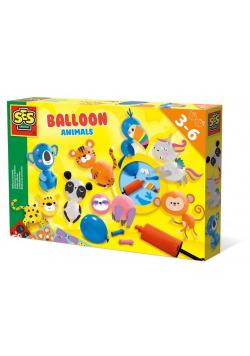 Kreatywna zabawa - Balonikowe zwierzęta