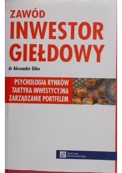 Zawód inwestor giełdowy