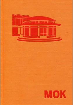 MOK. Ilustrowany atlas architektury pół. Mokotowa