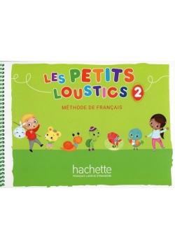 Les Petits Loustics 2 podręcznik HACHETTE