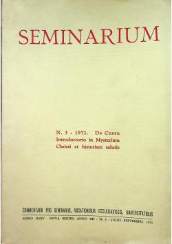 Seminarium Nr 3