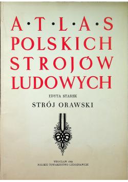 Strój Orawski