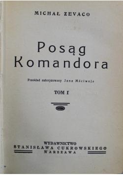 Posąg komandora Tom I