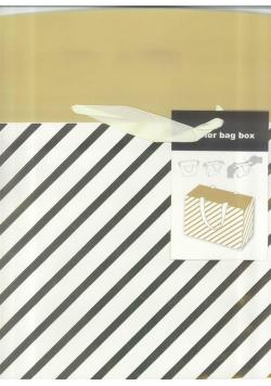 Pudełko złocone XL 1320-4