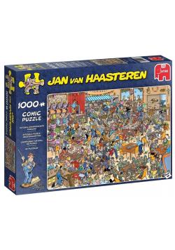 Puzzle 1000 Haasteren Mistrzostwa układania puzzli
