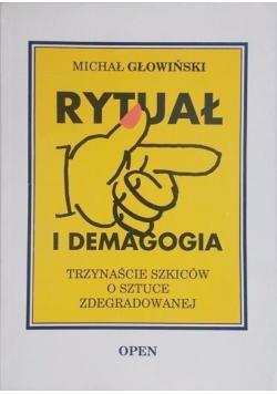 Rytuał i demagogia