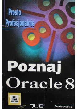 Poznaj Oracle 8