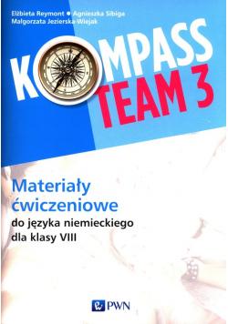 Kompass Team 3 Materiały ćwiczeniowe