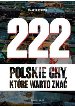 222 polskie gry, które warto znać