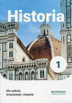 Historia 1 Podręcznik dla szkoły branżowej I stopnia