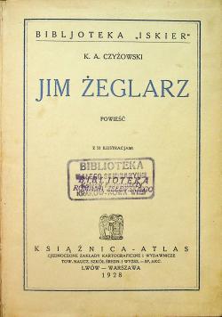 Jim żeglarz 1928 r.