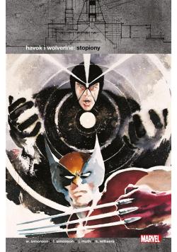 Havok i Wolverine. Stopiony