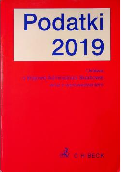Podatki 2019