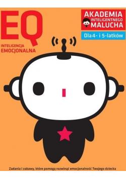 EQ Inteligencja emocjonalna dla 4 i 5 latków