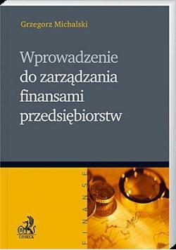 Wprowadzanie do zarządzania finansami przedsięb.