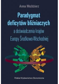 Paradygmat deficytów bliźniaczych..