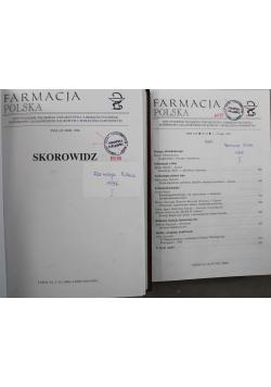 Farmacja Polska Tom LIV 2 Części
