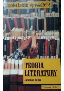 Teoria literatury