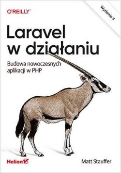 Laravel w działaniu w.2