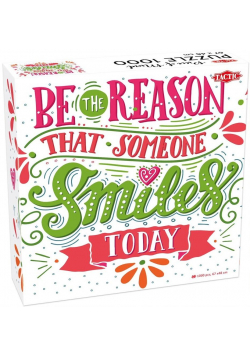 Puzzle 1000 Be the Reason that Someone Smiles