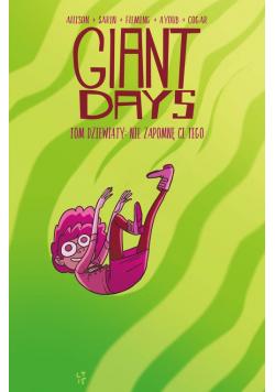 Giant Days Tom 9 NOWA