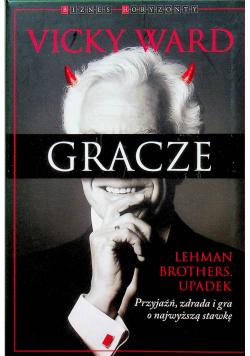 Gracze Lehman Brothers Upadek