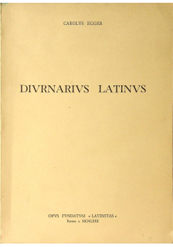 Divrnarivs latinvs