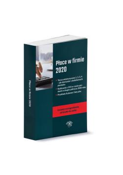 Płace w firmie 2020