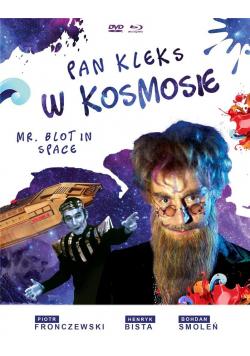 Pan Kleks w kosmosie - steelbook (DVD + blu-ray)