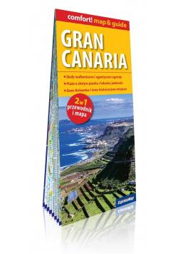 Comfort!map&guide Gran Canaria 2w1 w.2019