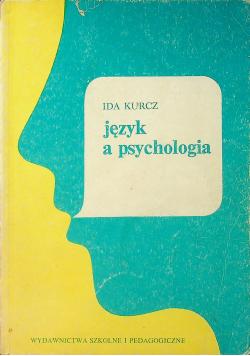 Język a psychologia I wydanie