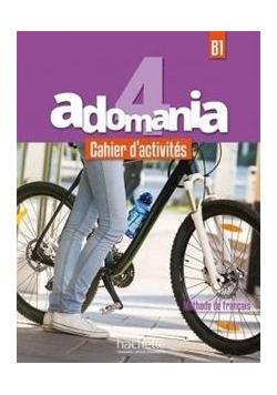Adomania 4 ćwiczenia +CD