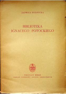 Biblioteka Ignacego Potockiego