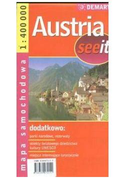 Austria see it - m.samochodowa 1:400 000
