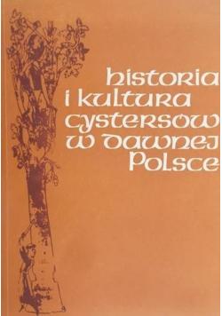 Historia i kultura Cystersów w dawnej Polsce