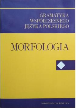 Gramatyka współczesnego języka Morfologia
