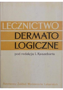 Lecznictwo dermatologiczne