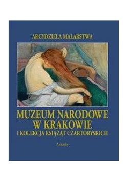 Arcydzieła malarstwa. Muzeum Narodowe w Krakowie