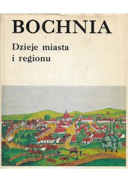 Bochnia Dzieje miasta i regionu