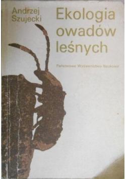 Ekologia owadów leśnych