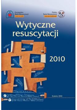 Wytyczne  resuscytacji 2010