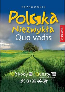 Polska niezwykłe - Quo vadis Przewodnik
